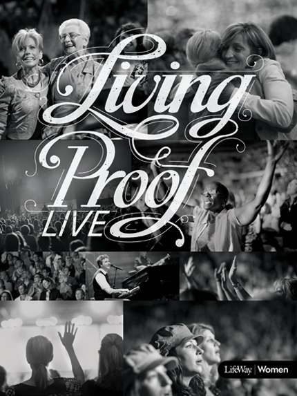 Living Proof Live - Cover