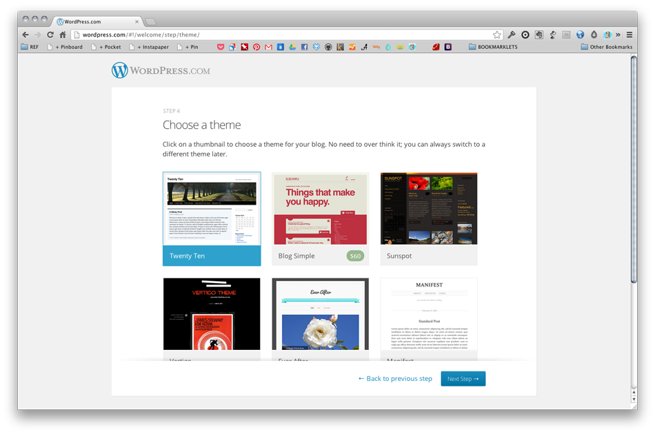 Wordpress - Getting Started - Page 4