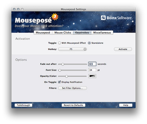 Mouse-Pose