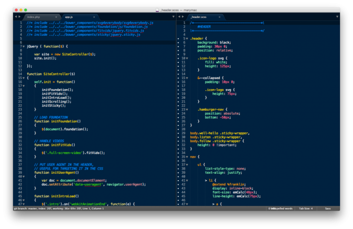 Sublime Text - Multiple Panes