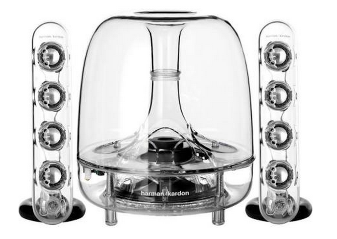 Harman/Kardon SoundSticks III Wireless Speaker System